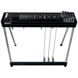 Image for S-10 SM Pedal Steel Guitar with Hardshell Case (3 pedals