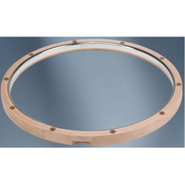 """Image for SC1410MW Dunnett 14"""" Wood Metal Hybrid Hoop from SamAsh"""