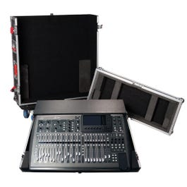 Gator G-Tour X32 ATA Wood Flight Case for Behringer X-32 large format mixer
