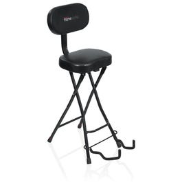 Image for Frameworks Combination Seat and Single Guitar Stand (Open Box) from SamAsh