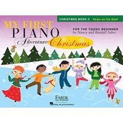 Image for My First Piano Adventure® Christmas - Book C from SamAsh