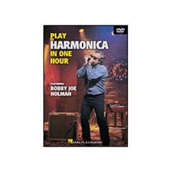 Image for Play Harmonica in One Hour DVD from SamAsh