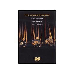 Image for The Three Pickers - Earl Scruggs from SamAsh