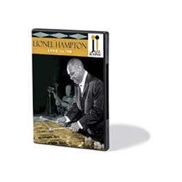 Image for Lionel Hampton-Live In '58 (DVD) from SamAsh
