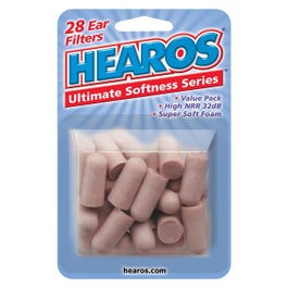 Image for Ultimate Softness Ear Plugs (14 Pairs) from SamAsh
