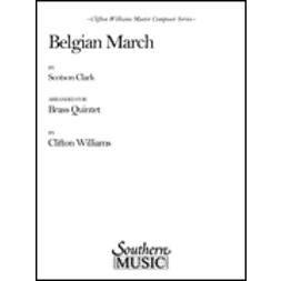 Hal Leonard Belgian March Brass Quintet