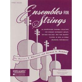 Hal Leonard Ensembles For Strings - Cello