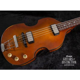 Image for German Violin Bass Relic from SamAsh