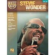 Hal Leonard Stevie Wonder  Ukulele Play-Along Volume 28 -Book & CD