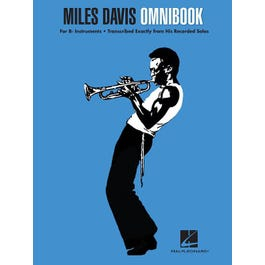 Image for Miles Davis Omnibook-For Bb Instruments from SamAsh