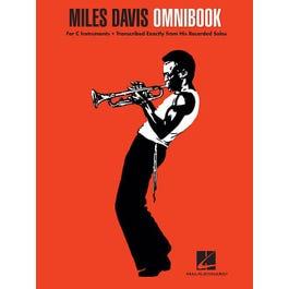 Hal Leonard Miles Davis Omnibook-For C Instruments