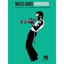 Hal Leonard Miles Davis Omnibook-For Eb Instruments