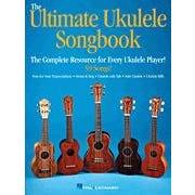 Hal Leonard The Ultimate Ukulele Songbook