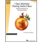 Hal Leonard I Saw Mommy Kissing Santa Claus -Late Elementary