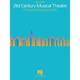 Hal Leonard 21TH CENTURY MUSICAL THEATRE