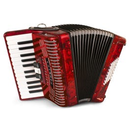 Image for Hohnica 1304 48-Bass Piano Accordion from SamAsh