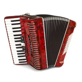 Image for 1305 72-Bass Piano Accordion from SamAsh