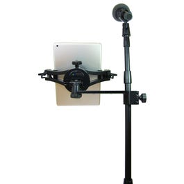 """AirTurn Manos Universal Tablet Mount With 8"""" Side Mount Extension"""
