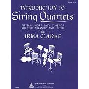 Image for Intro to String Quartets Book 1 from SamAsh