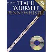 Image for Teach Yourself Pennywhistle (Book/CD/DVD) from SamAsh