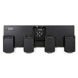 AirTurn The Quad 4-Pedal Bluetooth Wireless Page Turner