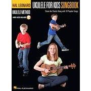 Hal Leonard Ukulele for Kids Songbook-Audio Online
