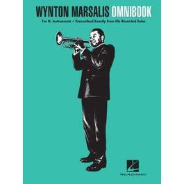 Hal Leonard Wynton Marsalis – Omnibook-For B-flat Instruments