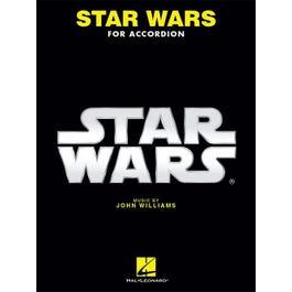 Hal Leonard John Williams-Star Wars for Accordion