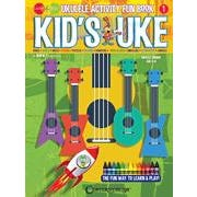 Hal Leonard Kid's Uke – Ukulele Activity Fun Book
