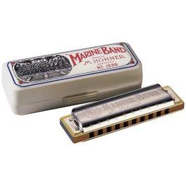 Image for Marine Band 1896 Classic Harmonica (Assorted Keys) from SamAsh