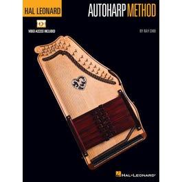 Hal Leonard Hal Leonard Autoharp Method  -Video Online -