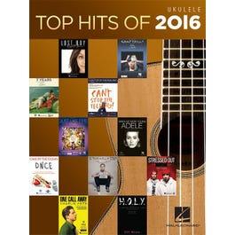 Hal Leonard Top Hits of 2016 for Ukulele