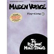 Hal Leonard Maiden Voyage Play-Along-Real Book Multi-Tracks Volume 1-Audio Online