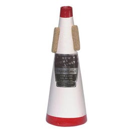 Image for 198 Stonelined Straight Bass Trombone Mute from SamAsh