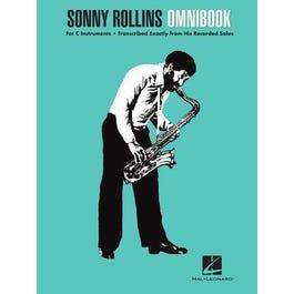 Hal Leonard Sonny Rollins Omnibookfor C Instruments