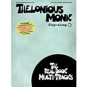 Hal Leonard Thelonious Monk Play-Along-Media Online