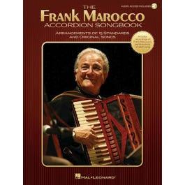 Hal Leonard The Frank Marocco Accordion Songbook  -Audio Online