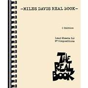 Hal Leonard Miles Davis Real Book-C Edition
