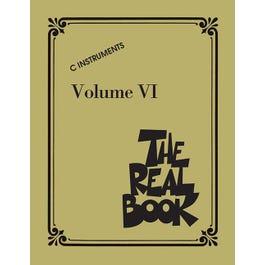 Hal Leonard The Real Book – Volume VI - C Instruments