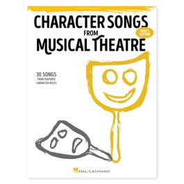 CHARACTER SONGS MUS.THEATRE