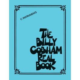 Hal Leonard The Billy Cobham Real Book - C Instruments
