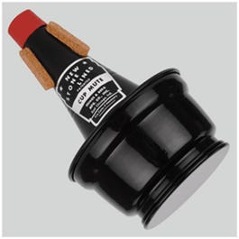 Image for 242BK Ajustable Trumpet Cup Mute (Black) from SamAsh