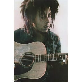 "Hal Leonard Bob Marley – Acoustic – Wall Poster 24"" x 36"""