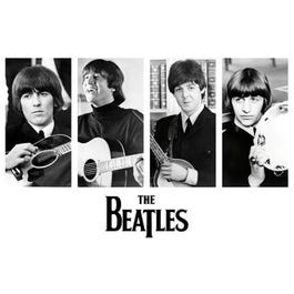 """Hal Leonard The Beatles – Early Portraits – Wall Poster 24"""" x 36"""""""