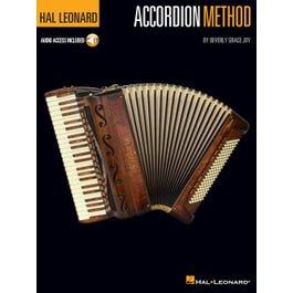 Hal Leonard Hal Leonard Accordion Method  -Book + Audio Online