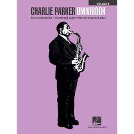 Hal Leonard Charlie Parker Omnibook – Volume 2