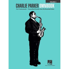 Hal Leonard Charlie Parker Omnibook – Volume 2 -for C Instruments