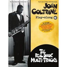 Hal Leonard John Coltrane Play-Along-Tracks Volume 11-Book + Audio Online