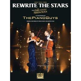 Hal Leonard Rewrite the Stars-Arranged for Piano, Cello & Violin