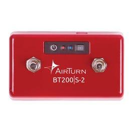 AirTurn BT-200S 2-Switch Wireless Foot Controller